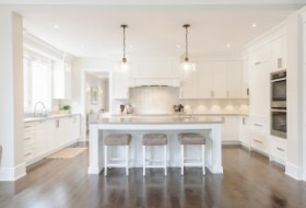 Kitchen cabinetry by GCW Custom Kitchens & Cabinetry